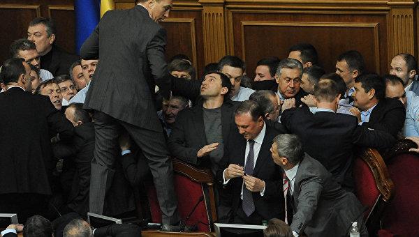 Планета Обезьян: Эволюция украинского парламентаризма