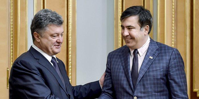 «Грузинская мечта» Петра Порошенко