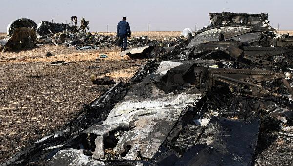 СМИ: Террористы, взорвавшие A321, говорили с британским акцентом