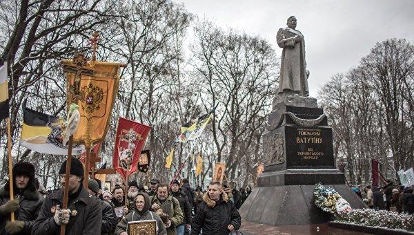 Освободитель Киева для «незалежной» - не герой?