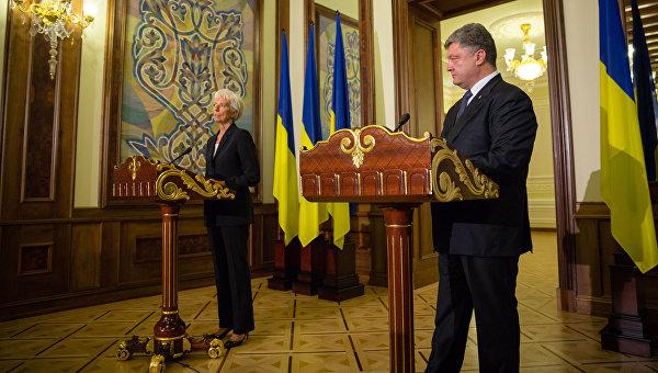 До конца года Украина останется без денег МВФ