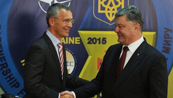Порошенко: Через 8 лет Украина будет в НАТО и в Крыму