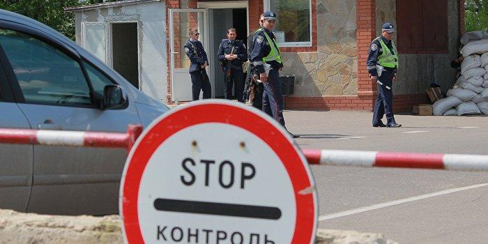 Грузинско-украинская полиция репрессирует абхазов и осетинов