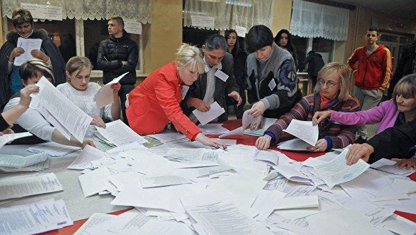 По итогам выборов три четверти украинцев - москали