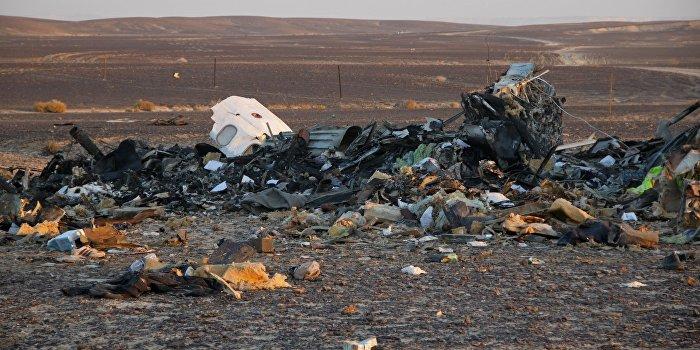 Reuters: Следствие уверено в теракте на борту A321