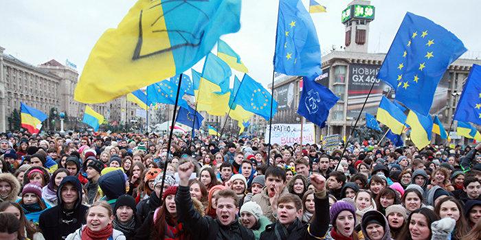 Украинцы - самая дешевая рабсила в Европе