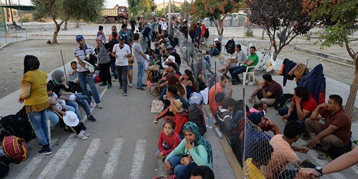 Франция останавливает действие Шенгена