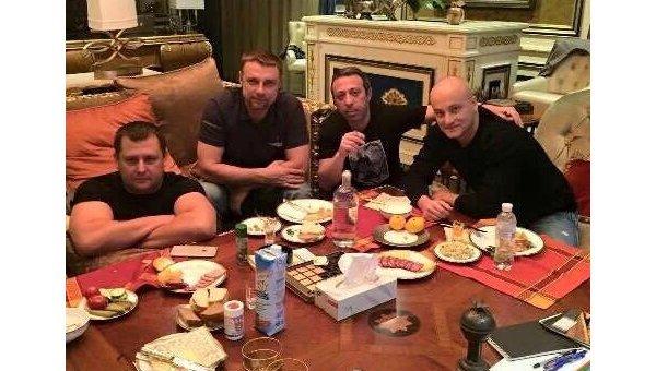 Саакашвили возмущен роскошью домашнего ареста Корбана