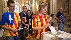 Каталония — не Испания, Украина — не Европа