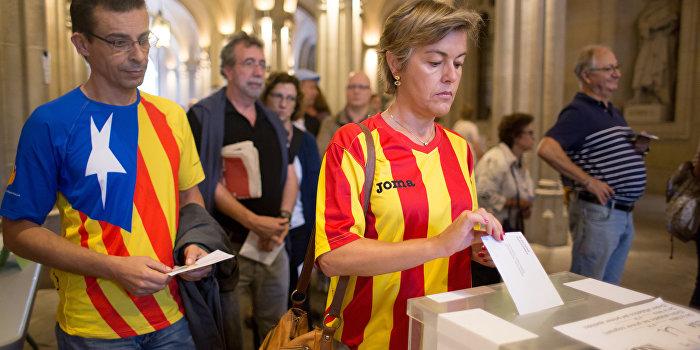Конституционный суд Испании признал нелегитимным закон о референдуме Каталонии