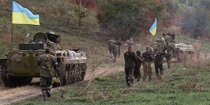 Корчинский предложил заселять подконтрольный Киеву Донбасс боевиками