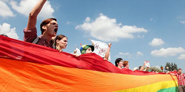 ЛГБТ-поправка может встать на пути Украины в безвизовое пространство ЕС