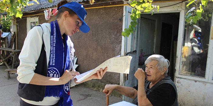 В Крыму проведут перепись мигрантов с Украины