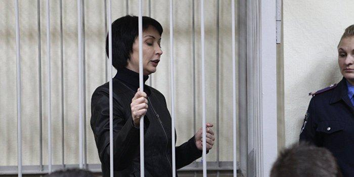 ГПУ тайно допрашивает Лукаш по делу майдана
