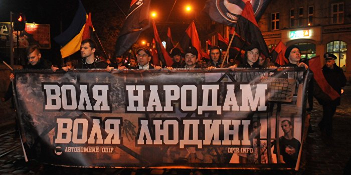 Львовские мечтатели из Украинской Галицкой партии