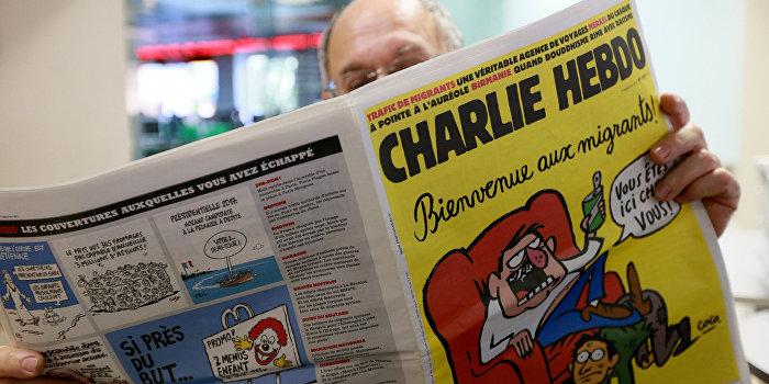 После новой карикатуры на A321 Пушков направил Charlie Hebdo к психиатрам