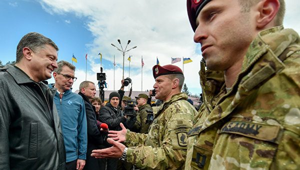 США платят и заказывают войну на Украине