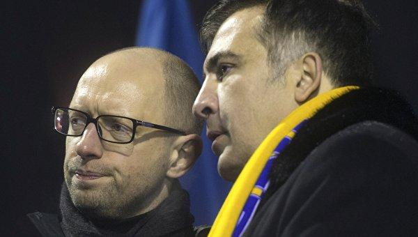 Отставка Яценюка поможет Порошенко сорвать перемирие в Донбассе