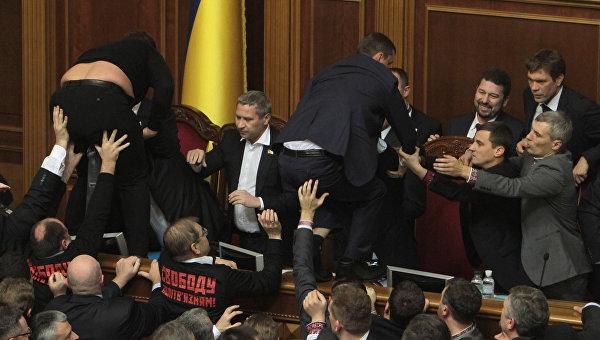 Украина: пятница 13-е