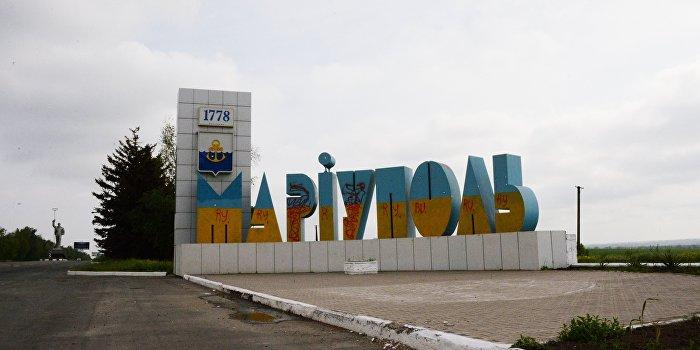 Украина готовится зимой сдать Мариуполь