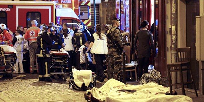 Террористы ИГ забрали полторы сотни жизней во Франции