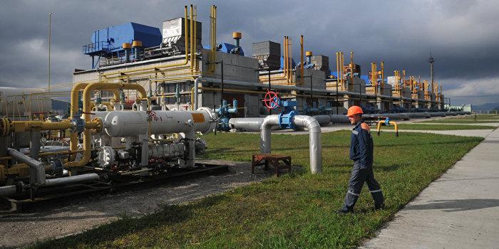 Украина ищет поставщика газа «последней надежды»