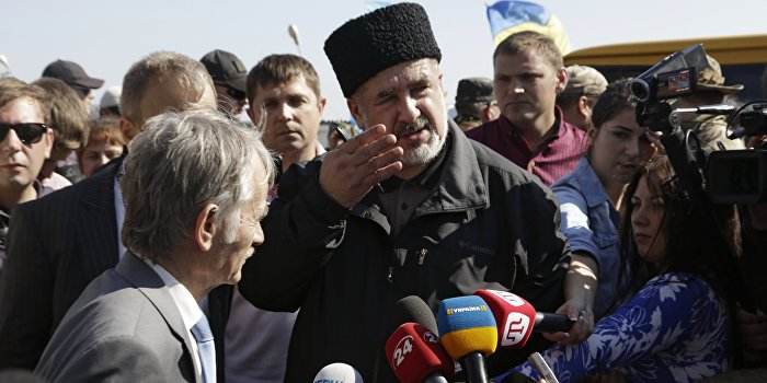 Для Киева крымские татары – объект политической инженерии