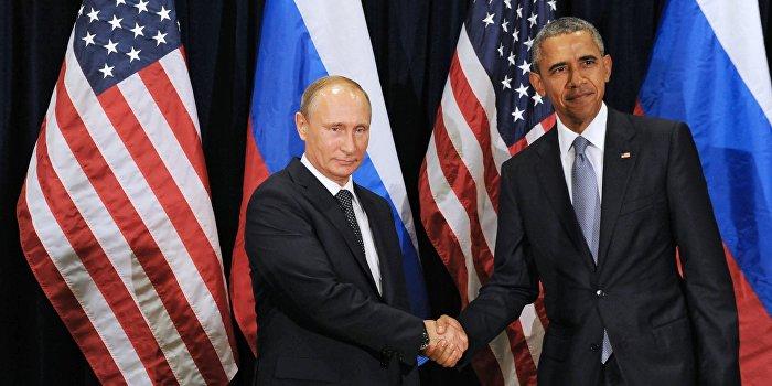 Путин и Обама обсудили Сирию и Украину на полях саммита G20