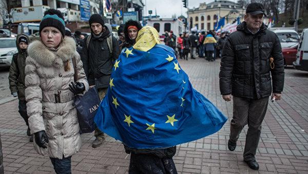 Брюссель просит Москву пощадить Киев