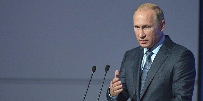 Путин пообещал найти и покарать организаторов теракта на борту A321