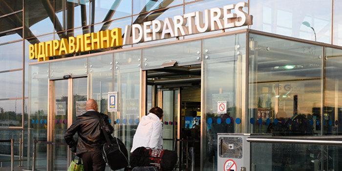 Украина не будет приостанавливать полеты в Египет
