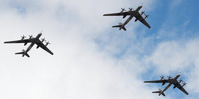 Стратегические бомбардировщики России получили боевое крещение в Сирии