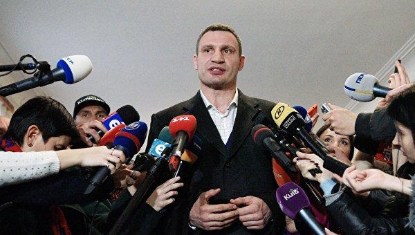Виталий Кличко: Я хорошо отношусь к россиянам