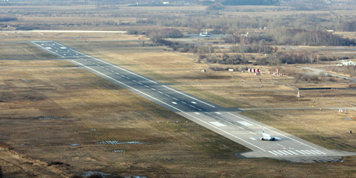На Украине совершена попытка захвата 158 самолетов