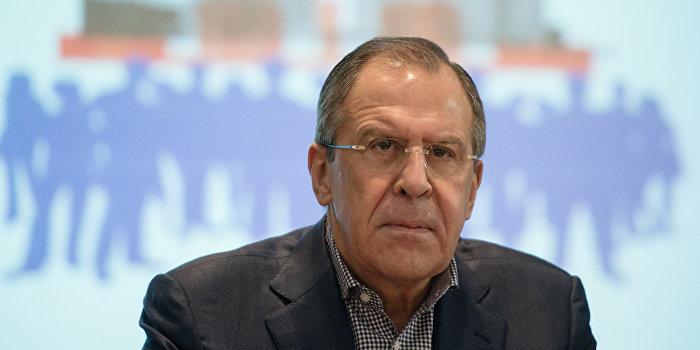 Лавров: Атака на A321 равносильна нападению на Россию