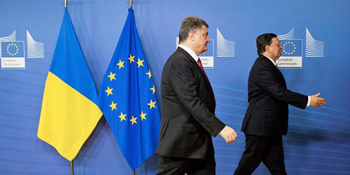 Украина хочет «въехать» в Европу на терактах