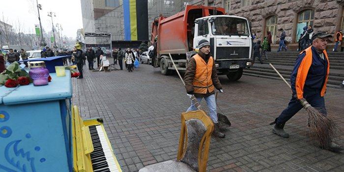 Агентов СБУ замаскировали в ватники