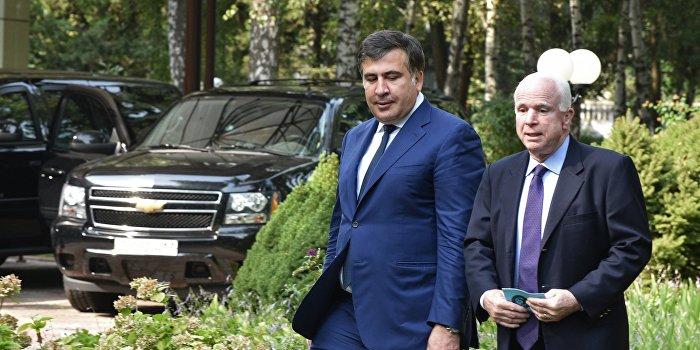 Одесские антифашисты: Саакашвили контактирует с ИГ через участников бойни 2 мая