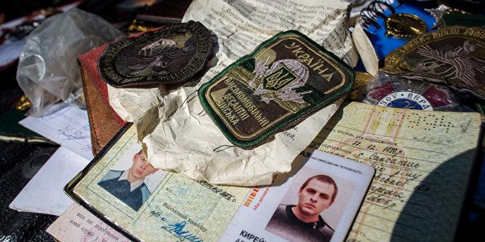 Признание украинского МВД: Более 6 000 пропавших без вести в Донбассе