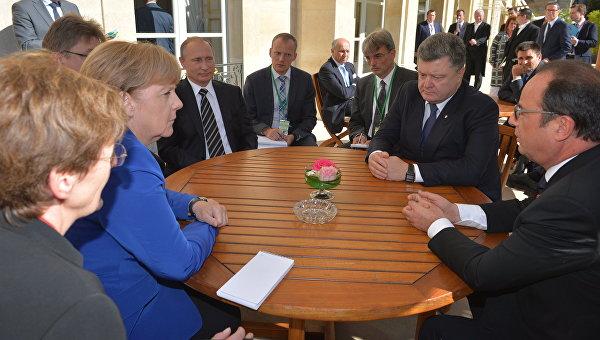 Порошенко продолжает саботировать Минск-2