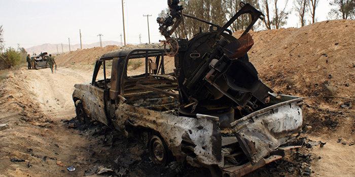 Боевики ИГИЛ закупали оружие на Украине