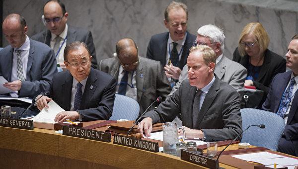 Совбез ООН принял резолюцию о борьбе с террористическими организациями