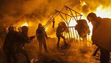 «Украина в огне»: сеанс киноправды