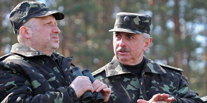 Турчинов отправит нацбатальоны воевать в Сирию против Асада