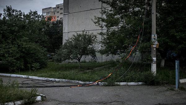 Активисты «блокады» Крыма оставят без электричества Херсон и Николаев