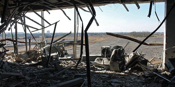 ВСУ пустили танки на Донецк