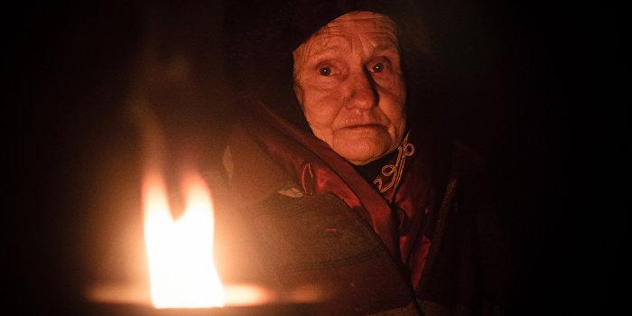 Юг Украины остался без света