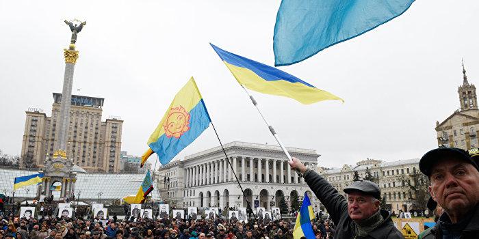 Запад устал от Украины