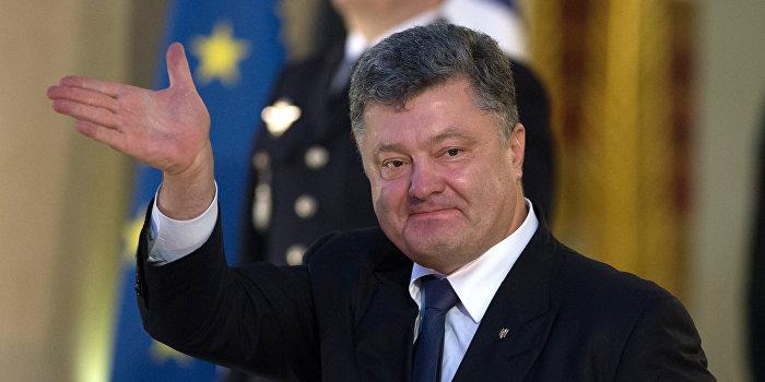 Порошенко приветствует отказ Прибалтики бороться с ИГ