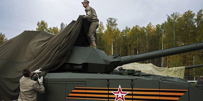 МВД Украины: Российские войска на крымской границе приведены в боевую готовность